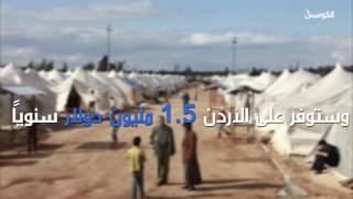 بالفيديو تعرف على مجموعة إبتكارات قدمتها شركات سويدية لخدمة اللاجئين