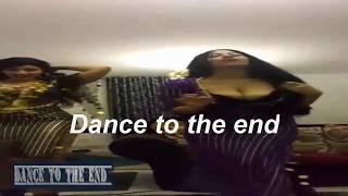 رقص جامد من جوليا وصولا بلدى اوووى