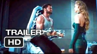 The Wolverine Official Trailer #1 (2013) - Hugh Jackman Movie HD