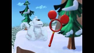 Disney Junior España   La Casa de Mickey Mouse   En busca de Pluto: nieve