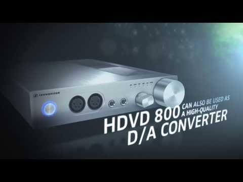 Xxx Mp4 Sennheiser HDVD 800 HDVA 600 Headphone Amplifiers 3gp Sex