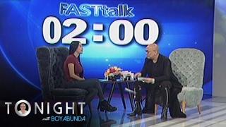 TWBA: Fast Talk with Mocha Uson