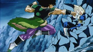 If Dragon Ball Super: Broly was made in 90s