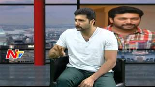 Jayam Ravi About Ram Charan's Thani Oruvan Remake - Special Interview - NTV