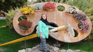 Isfahan - Ogród Kwiatów - Plac Imama nocą - Flower Garden -  اصفهان - Iran