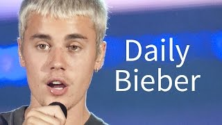 Justin Bieber Raps About Smoking Weed And It