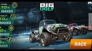 Big Ugly - Monster Trucks Racing Official Movie Game by Paramount Pictures