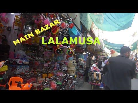 Lala Musa Bazaar