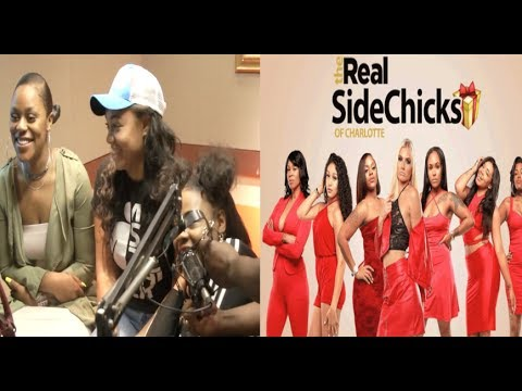 Xxx Mp4 The Side Chicks Of Charlotte SPEAK OUT On Their New Tv Show And The Controversy Surrounding It 3gp Sex