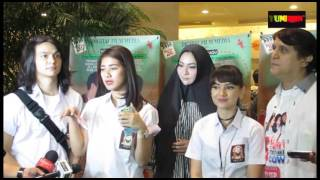 EXCLUSIVE INTERVIEW WITH MAIN CAST 8 HARI MENAKLUKAN COWO