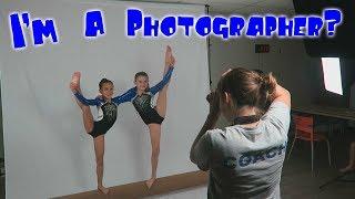 Ultimate Gymnastics Team Photo Shoot| Rachel Marie