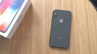 A Day With the iPhone X Camera!