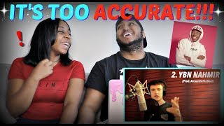 "Quadeca ""13 Styles of Rapping! (ft. Juice Wrld, Tyler the Creator) REACTION!!"