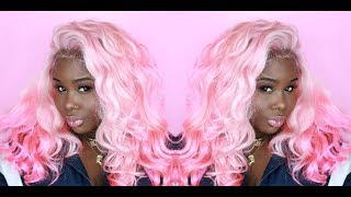 ♡ COTTON CANDY PINK VIBES ft. WhiteLabelHair