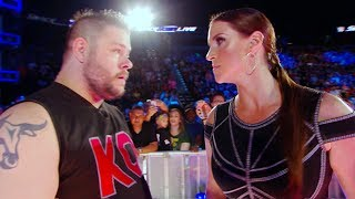 Reactions to Kevin Owens' shocking attack on Mr. McMahon
