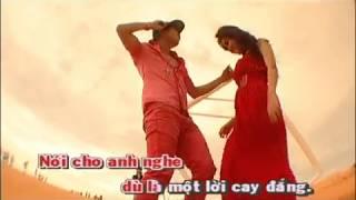 Hạnh Phúc Nơi Đâu (Karaoke)-Khang Việt