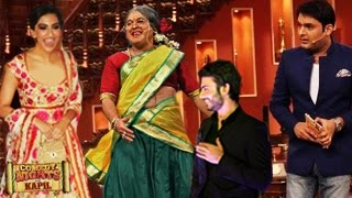 Comedy Nights with Kapil with Sonam Kapoor & Fawad Khan   27th July 2014 FULL EPISODE - Kapil Sharma