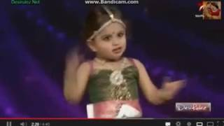 Dance india dance by cute baby