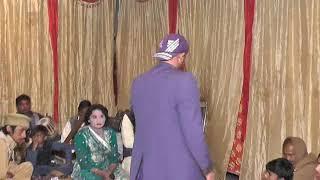 Terye peraan wich meri tuqdeer sohnia by babar tufail with Jana darama party dijkot