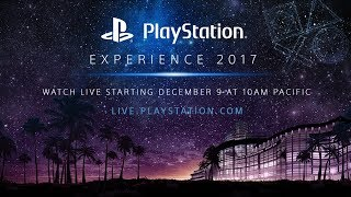 PlayStation® Live from PSX 2017 | English