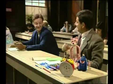 Mr. Bean - The Exam(reaction)