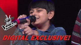 Madhav Arora Sings Dheere Dheere For Coach Himesh | Moment | The Voice India Kids - Season 2