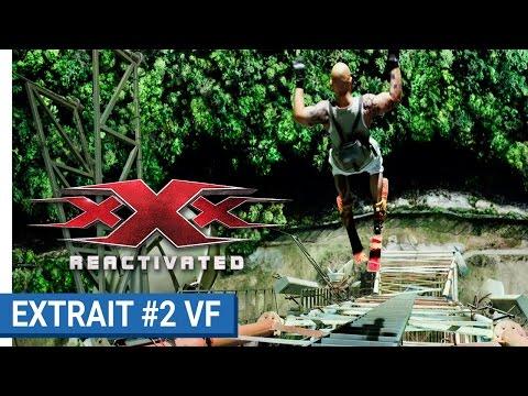 Xxx Mp4 XXx REACTIVATED Extrait 2 Vin Diesel En Horspiste Extrme VF 3gp Sex