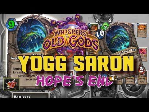 Hearthstone | Yogg Saron Card Trailer