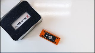 Slam Stick X High Frequency Data Logger | Getting Started Video