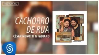 2 - Cesar Menotti & Fabiano - Cachorro de Rua ( Álbum 'Os Menotti no Som'- Áudio Oficial )