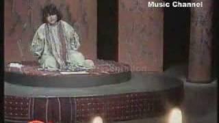 Dil ishq me be-payan soda ho to aisa ho-Abida parveen sings Ibn-e-Insha