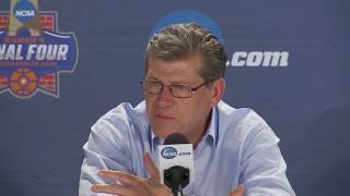 Body Language Matters –Geno Auriemma on body language and the type of players he recruits