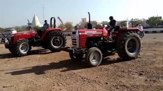 Massey Ferguson 9500 Massey Ferguson 2635 75 hp Tractor Dance Demo International Tractor in India