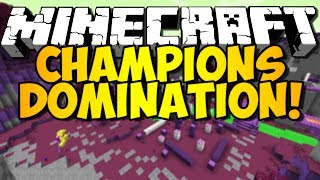 Minecraft - Champions Domination: LOOK AT THIS GUY! (HD)