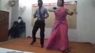 Bangladeshi Teacher and Madam Dance