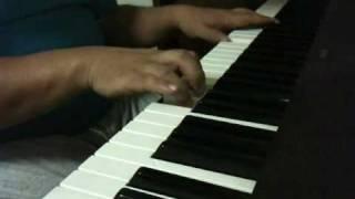 abba super trouper piano