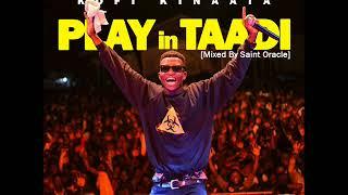 Kofi Kinaata - Play in Taadi (Mixed by Saint Oracle)