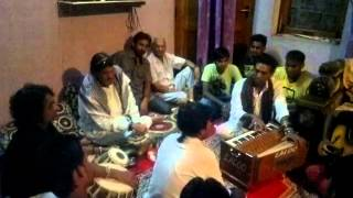 SABAR KOTI's HOME MEHFIL USTAD PURAN SHAH Koti & SINGING ON Sukhchain khosla and other artist......