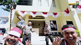 Tarian Kolosal Maumere dari Surabaya untuk Indonesia 2017 Versi Full