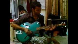 tujhe dekh dekh sona on guitar by Mukesh Yadav.mp4