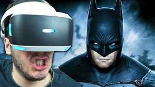 BATMAN SIMULATOR VR