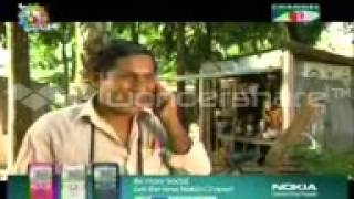 Bangla Natok Poshari By Mosharraf Karim (HD.in) 2014