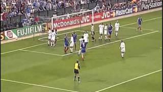 Finale Euro 2000 France-Italie ( partie 1 )