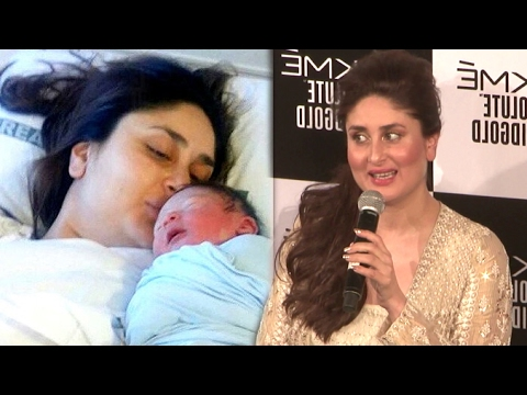 Kareena Kapoor's FIRST Interview After Becoming A Mother To Taimur Ali Khan