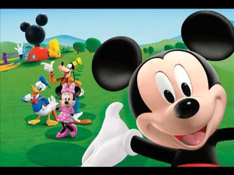La Casa de Mickey Mouse Al reves