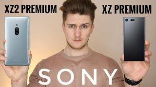 Sony XZ2 Premium Vs XZ Premium | Should You Upgrade?