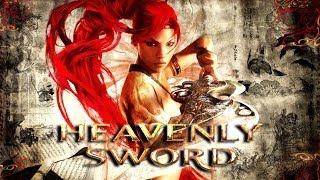 Heavenly Sword All Cutscenes (Game Movie) 1080p
