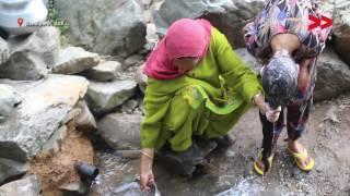 Water Crisis: Residents of Garoora Village in Bandipora Suffers   Aneesa Reports