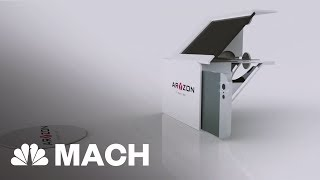 A $30 Augmented Reality Headset That's Made From Cardboard   Mach   NBC News