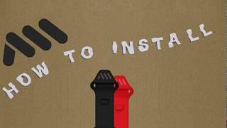 AMS OS Strap Installation